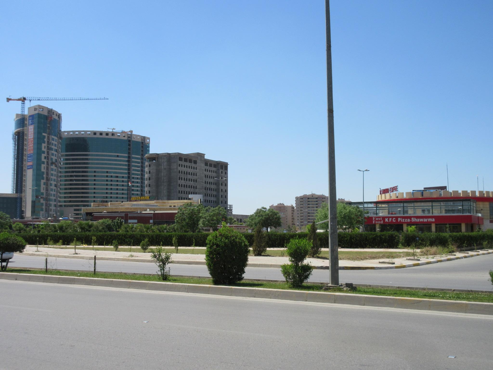 Arbil City